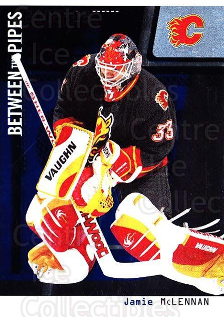 2002-03 Between the Pipes #67 Jamie McLennan<br/>5 In Stock - $1.00 each - <a href=https://centericecollectibles.foxycart.com/cart?name=2002-03%20Between%20the%20Pipes%20%2367%20Jamie%20McLennan...&quantity_max=5&price=$1.00&code=101704 class=foxycart> Buy it now! </a>