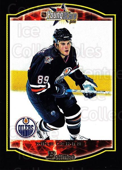 2002-03 Bowman YoungStars #135 Mike Comrie<br/>4 In Stock - $1.00 each - <a href=https://centericecollectibles.foxycart.com/cart?name=2002-03%20Bowman%20YoungStars%20%23135%20Mike%20Comrie...&quantity_max=4&price=$1.00&code=101857 class=foxycart> Buy it now! </a>