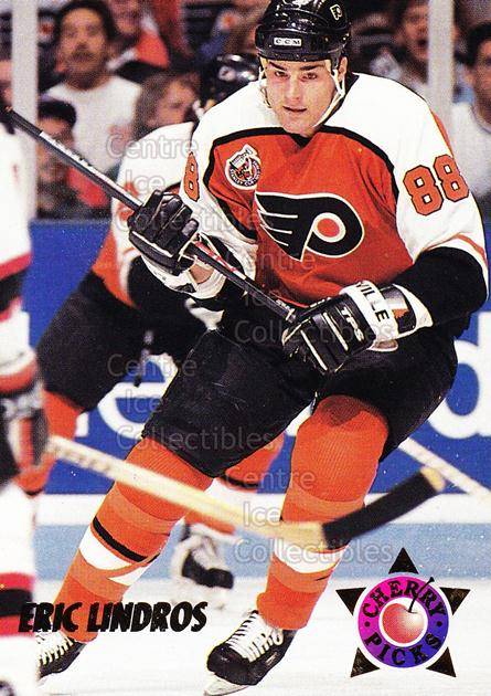 1992-93 Parkhurst Don Cherrys Picks #6 Eric Lindros<br/>47 In Stock - $2.00 each - <a href=https://centericecollectibles.foxycart.com/cart?name=1992-93%20Parkhurst%20Don%20Cherrys%20Picks%20%236%20Eric%20Lindros...&quantity_max=47&price=$2.00&code=10202 class=foxycart> Buy it now! </a>
