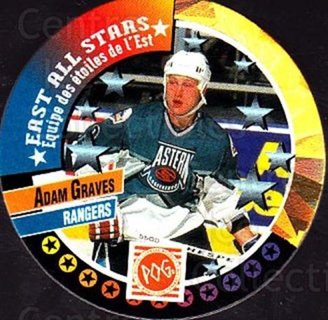 1994-95 Canada Games NHL POGS #259 Adam Graves<br/>5 In Stock - $1.00 each - <a href=https://centericecollectibles.foxycart.com/cart?name=1994-95%20Canada%20Games%20NHL%20POGS%20%23259%20Adam%20Graves...&quantity_max=5&price=$1.00&code=1025 class=foxycart> Buy it now! </a>