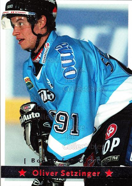 2002-03 Finnish Cardset Bound for Glory #8 Oliver Setzinger<br/>3 In Stock - $3.00 each - <a href=https://centericecollectibles.foxycart.com/cart?name=2002-03%20Finnish%20Cardset%20Bound%20for%20Glory%20%238%20Oliver%20Setzinge...&quantity_max=3&price=$3.00&code=102607 class=foxycart> Buy it now! </a>