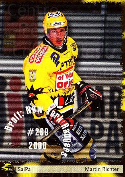 2002-03 Finnish Cardset #105 Martin Richter<br/>3 In Stock - $2.00 each - <a href=https://centericecollectibles.foxycart.com/cart?name=2002-03%20Finnish%20Cardset%20%23105%20Martin%20Richter...&quantity_max=3&price=$2.00&code=102637 class=foxycart> Buy it now! </a>