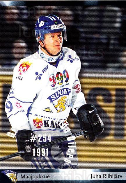 2002-03 Finnish Cardset #106 Juha Riihijarvi<br/>4 In Stock - $2.00 each - <a href=https://centericecollectibles.foxycart.com/cart?name=2002-03%20Finnish%20Cardset%20%23106%20Juha%20Riihijarvi...&quantity_max=4&price=$2.00&code=102638 class=foxycart> Buy it now! </a>