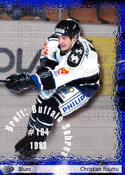 2002-03 Finnish Cardset #111 Christian Ruuttu<br/>5 In Stock - $2.00 each - <a href=https://centericecollectibles.foxycart.com/cart?name=2002-03%20Finnish%20Cardset%20%23111%20Christian%20Ruutt...&quantity_max=5&price=$2.00&code=102644 class=foxycart> Buy it now! </a>