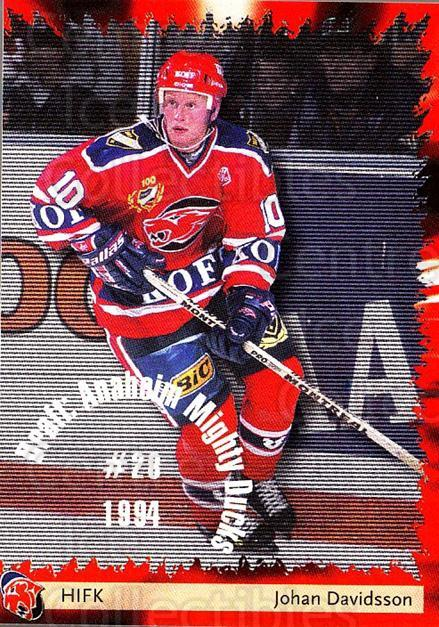 2002-03 Finnish Cardset #12 Johan Davidsson<br/>6 In Stock - $2.00 each - <a href=https://centericecollectibles.foxycart.com/cart?name=2002-03%20Finnish%20Cardset%20%2312%20Johan%20Davidsson...&quantity_max=6&price=$2.00&code=102652 class=foxycart> Buy it now! </a>