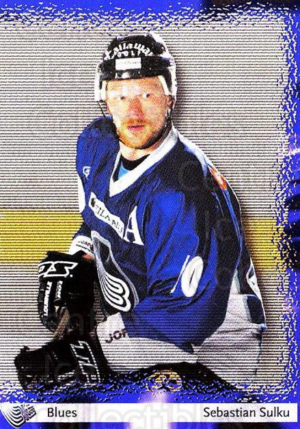 2002-03 Finnish Cardset #122 Sebastien Sulku<br/>8 In Stock - $2.00 each - <a href=https://centericecollectibles.foxycart.com/cart?name=2002-03%20Finnish%20Cardset%20%23122%20Sebastien%20Sulku...&quantity_max=8&price=$2.00&code=102654 class=foxycart> Buy it now! </a>