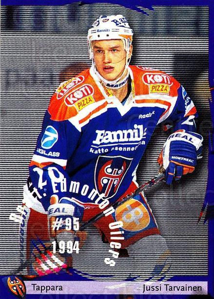 2002-03 Finnish Cardset #124 Jussi Tarvainen<br/>6 In Stock - $2.00 each - <a href=https://centericecollectibles.foxycart.com/cart?name=2002-03%20Finnish%20Cardset%20%23124%20Jussi%20Tarvainen...&quantity_max=6&price=$2.00&code=102657 class=foxycart> Buy it now! </a>