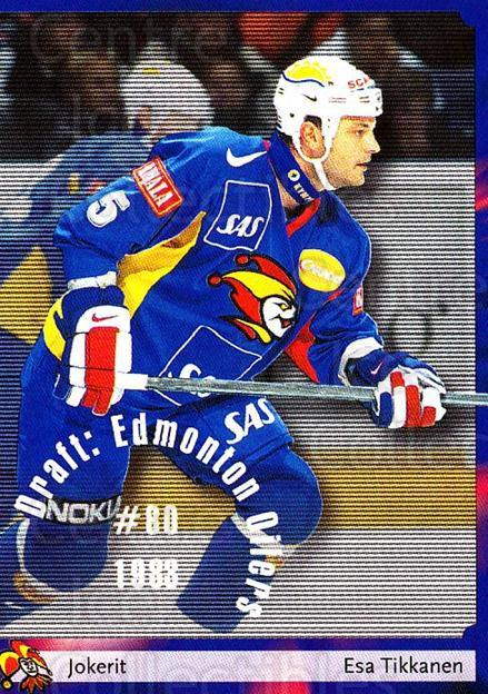 2002-03 Finnish Cardset #125 Esa Tikkanen<br/>2 In Stock - $2.00 each - <a href=https://centericecollectibles.foxycart.com/cart?name=2002-03%20Finnish%20Cardset%20%23125%20Esa%20Tikkanen...&quantity_max=2&price=$2.00&code=102658 class=foxycart> Buy it now! </a>