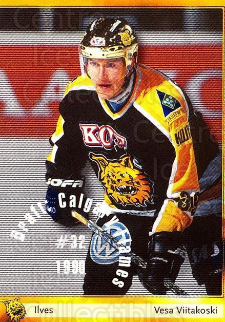 2002-03 Finnish Cardset #140 Vesa Viitakoski<br/>8 In Stock - $2.00 each - <a href=https://centericecollectibles.foxycart.com/cart?name=2002-03%20Finnish%20Cardset%20%23140%20Vesa%20Viitakoski...&quantity_max=8&price=$2.00&code=102674 class=foxycart> Buy it now! </a>