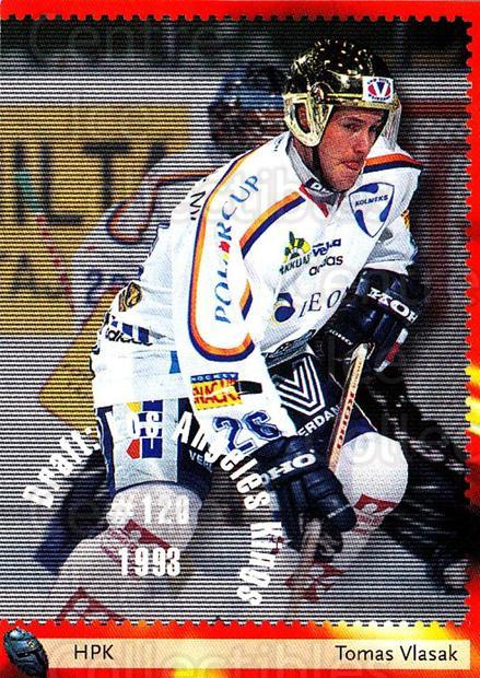 2002-03 Finnish Cardset #142 Tomas Vlasak<br/>1 In Stock - $2.00 each - <a href=https://centericecollectibles.foxycart.com/cart?name=2002-03%20Finnish%20Cardset%20%23142%20Tomas%20Vlasak...&quantity_max=1&price=$2.00&code=102676 class=foxycart> Buy it now! </a>