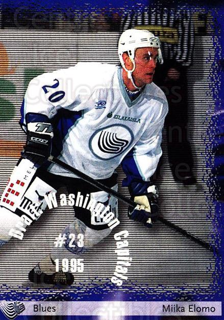 2002-03 Finnish Cardset #15 Miika Elomo<br/>7 In Stock - $2.00 each - <a href=https://centericecollectibles.foxycart.com/cart?name=2002-03%20Finnish%20Cardset%20%2315%20Miika%20Elomo...&quantity_max=7&price=$2.00&code=102681 class=foxycart> Buy it now! </a>