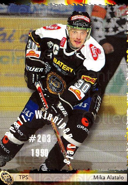 2002-03 Finnish Cardset #2 Mika Alatalo<br/>8 In Stock - $2.00 each - <a href=https://centericecollectibles.foxycart.com/cart?name=2002-03%20Finnish%20Cardset%20%232%20Mika%20Alatalo...&quantity_max=8&price=$2.00&code=102731 class=foxycart> Buy it now! </a>