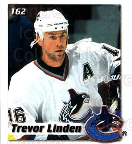2002-03 NHL Power Play Stickers #162 Trevor Linden<br/>2 In Stock - $2.00 each - <a href=https://centericecollectibles.foxycart.com/cart?name=2002-03%20NHL%20Power%20Play%20Stickers%20%23162%20Trevor%20Linden...&quantity_max=2&price=$2.00&code=103569 class=foxycart> Buy it now! </a>