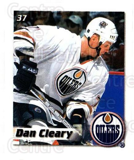 2002-03 NHL Power Play Stickers #37 Daniel Cleary<br/>1 In Stock - $2.00 each - <a href=https://centericecollectibles.foxycart.com/cart?name=2002-03%20NHL%20Power%20Play%20Stickers%20%2337%20Daniel%20Cleary...&quantity_max=1&price=$2.00&code=103589 class=foxycart> Buy it now! </a>