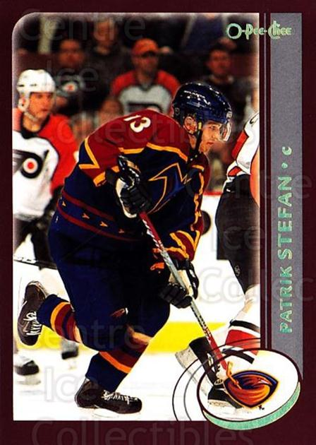 2002-03 O-Pee-Chee Factory #138 Patrik Stefan<br/>7 In Stock - $1.00 each - <a href=https://centericecollectibles.foxycart.com/cart?name=2002-03%20O-Pee-Chee%20Factory%20%23138%20Patrik%20Stefan...&quantity_max=7&price=$1.00&code=103734 class=foxycart> Buy it now! </a>