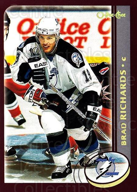 2002-03 O-Pee-Chee Factory #144 Brad Richards<br/>6 In Stock - $1.00 each - <a href=https://centericecollectibles.foxycart.com/cart?name=2002-03%20O-Pee-Chee%20Factory%20%23144%20Brad%20Richards...&quantity_max=6&price=$1.00&code=103741 class=foxycart> Buy it now! </a>