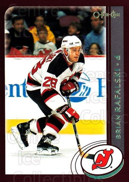 2002-03 O-Pee-Chee Factory #160 Brian Rafalski<br/>7 In Stock - $1.00 each - <a href=https://centericecollectibles.foxycart.com/cart?name=2002-03%20O-Pee-Chee%20Factory%20%23160%20Brian%20Rafalski...&quantity_max=7&price=$1.00&code=103759 class=foxycart> Buy it now! </a>