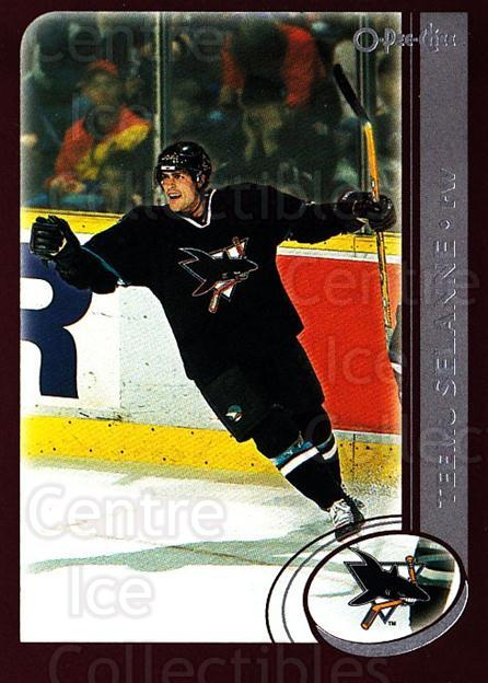 2002-03 O-Pee-Chee #105 Teemu Selanne<br/>6 In Stock - $2.00 each - <a href=https://centericecollectibles.foxycart.com/cart?name=2002-03%20O-Pee-Chee%20%23105%20Teemu%20Selanne...&quantity_max=6&price=$2.00&code=103851 class=foxycart> Buy it now! </a>