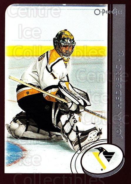 2002-03 O-Pee-Chee #106 Johan Hedberg<br/>6 In Stock - $1.00 each - <a href=https://centericecollectibles.foxycart.com/cart?name=2002-03%20O-Pee-Chee%20%23106%20Johan%20Hedberg...&quantity_max=6&price=$1.00&code=103852 class=foxycart> Buy it now! </a>