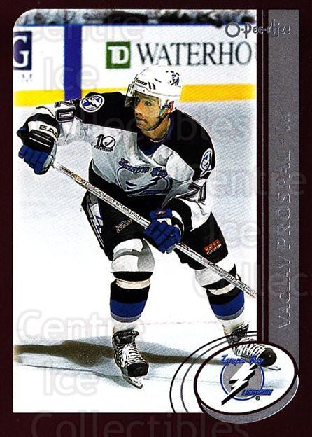 2002-03 O-Pee-Chee #109 Vaclav Prospal<br/>5 In Stock - $1.00 each - <a href=https://centericecollectibles.foxycart.com/cart?name=2002-03%20O-Pee-Chee%20%23109%20Vaclav%20Prospal...&quantity_max=5&price=$1.00&code=103855 class=foxycart> Buy it now! </a>