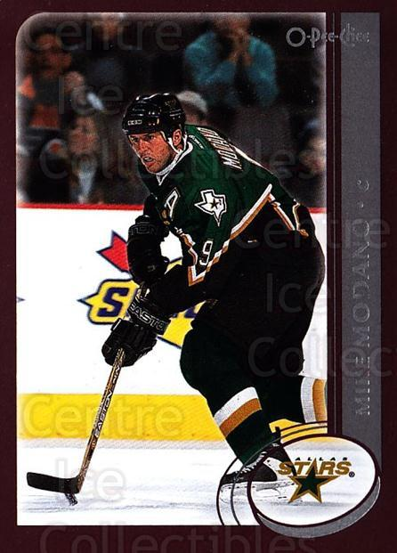 2002-03 O-Pee-Chee #13 Mike Modano<br/>5 In Stock - $1.00 each - <a href=https://centericecollectibles.foxycart.com/cart?name=2002-03%20O-Pee-Chee%20%2313%20Mike%20Modano...&quantity_max=5&price=$1.00&code=103877 class=foxycart> Buy it now! </a>