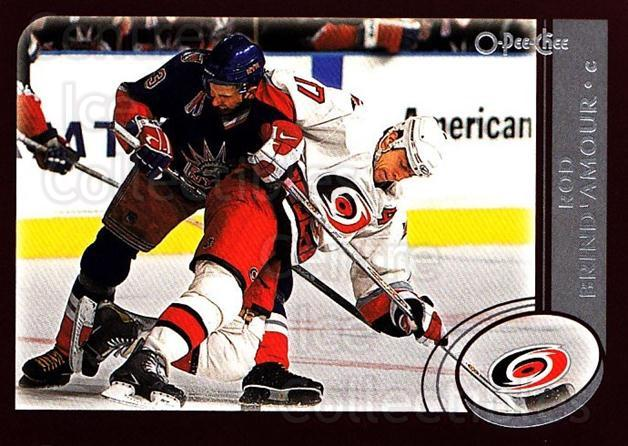 2002-03 O-Pee-Chee #130 Rod Brind'Amour<br/>5 In Stock - $1.00 each - <a href=https://centericecollectibles.foxycart.com/cart?name=2002-03%20O-Pee-Chee%20%23130%20Rod%20Brind'Amour...&quantity_max=5&price=$1.00&code=103878 class=foxycart> Buy it now! </a>
