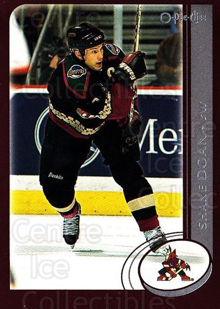 2002-03 O-Pee-Chee #131 Shane Doan<br/>4 In Stock - $1.00 each - <a href=https://centericecollectibles.foxycart.com/cart?name=2002-03%20O-Pee-Chee%20%23131%20Shane%20Doan...&quantity_max=4&price=$1.00&code=103879 class=foxycart> Buy it now! </a>