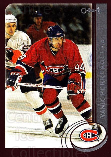 2002-03 O-Pee-Chee #133 Yanic Perreault<br/>4 In Stock - $1.00 each - <a href=https://centericecollectibles.foxycart.com/cart?name=2002-03%20O-Pee-Chee%20%23133%20Yanic%20Perreault...&quantity_max=4&price=$1.00&code=103881 class=foxycart> Buy it now! </a>
