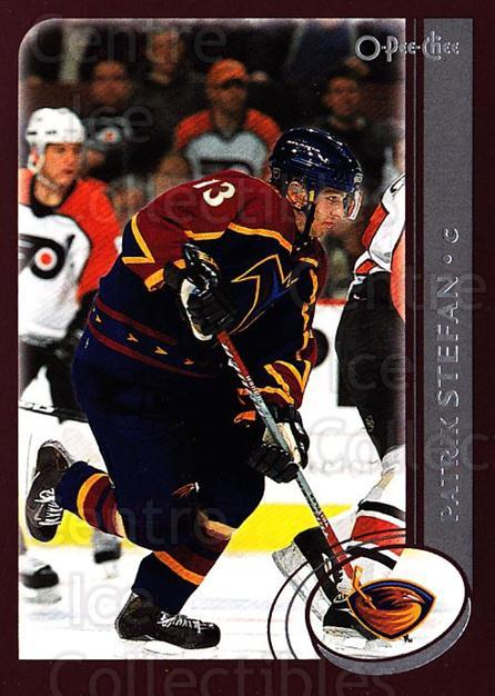 2002-03 O-Pee-Chee #138 Patrik Stefan<br/>6 In Stock - $1.00 each - <a href=https://centericecollectibles.foxycart.com/cart?name=2002-03%20O-Pee-Chee%20%23138%20Patrik%20Stefan...&quantity_max=6&price=$1.00&code=103884 class=foxycart> Buy it now! </a>