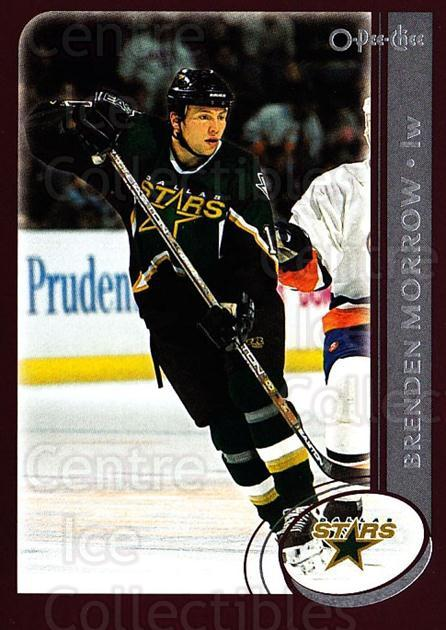 2002-03 O-Pee-Chee #152 Brenden Morrow<br/>6 In Stock - $1.00 each - <a href=https://centericecollectibles.foxycart.com/cart?name=2002-03%20O-Pee-Chee%20%23152%20Brenden%20Morrow...&quantity_max=6&price=$1.00&code=103899 class=foxycart> Buy it now! </a>