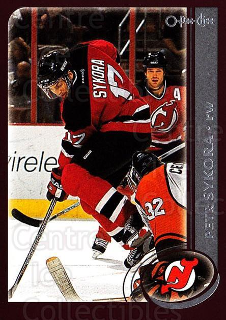 2002-03 O-Pee-Chee #164 Petr Sykora<br/>5 In Stock - $1.00 each - <a href=https://centericecollectibles.foxycart.com/cart?name=2002-03%20O-Pee-Chee%20%23164%20Petr%20Sykora...&quantity_max=5&price=$1.00&code=103912 class=foxycart> Buy it now! </a>