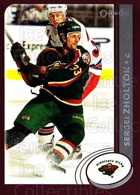 2002-03 O-Pee-Chee #165 Sergei Zholtok<br/>3 In Stock - $1.00 each - <a href=https://centericecollectibles.foxycart.com/cart?name=2002-03%20O-Pee-Chee%20%23165%20Sergei%20Zholtok...&quantity_max=3&price=$1.00&code=103914 class=foxycart> Buy it now! </a>