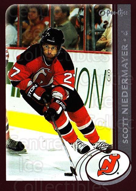2002-03 O-Pee-Chee #167 Scott Niedermayer<br/>6 In Stock - $1.00 each - <a href=https://centericecollectibles.foxycart.com/cart?name=2002-03%20O-Pee-Chee%20%23167%20Scott%20Niedermay...&quantity_max=6&price=$1.00&code=103916 class=foxycart> Buy it now! </a>