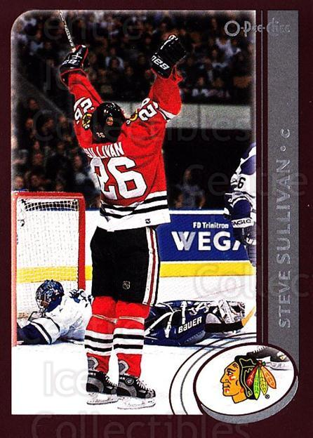 2002-03 O-Pee-Chee #179 Steve Sullivan<br/>5 In Stock - $1.00 each - <a href=https://centericecollectibles.foxycart.com/cart?name=2002-03%20O-Pee-Chee%20%23179%20Steve%20Sullivan...&quantity_max=5&price=$1.00&code=103929 class=foxycart> Buy it now! </a>