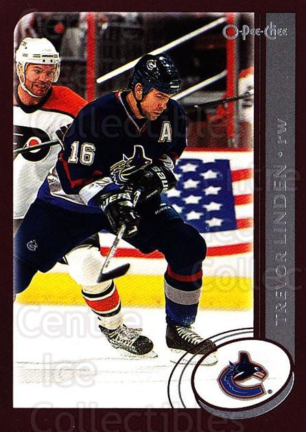 2002-03 O-Pee-Chee #180 Trevor Linden<br/>2 In Stock - $1.00 each - <a href=https://centericecollectibles.foxycart.com/cart?name=2002-03%20O-Pee-Chee%20%23180%20Trevor%20Linden...&quantity_max=2&price=$1.00&code=103931 class=foxycart> Buy it now! </a>