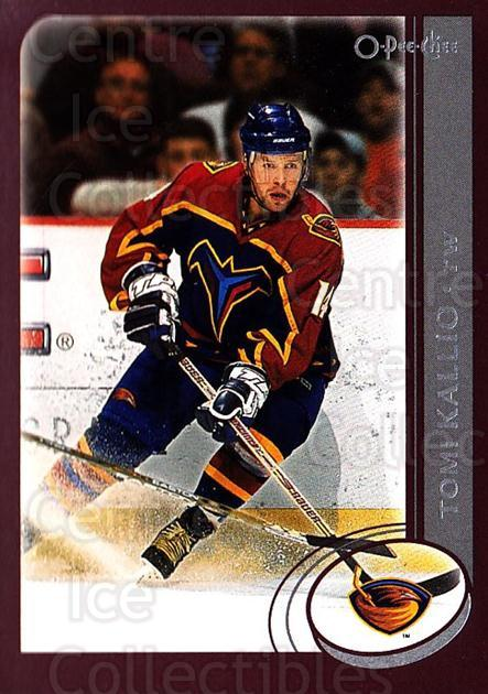 2002-03 O-Pee-Chee #181 Tomi Kallio<br/>6 In Stock - $1.00 each - <a href=https://centericecollectibles.foxycart.com/cart?name=2002-03%20O-Pee-Chee%20%23181%20Tomi%20Kallio...&quantity_max=6&price=$1.00&code=103932 class=foxycart> Buy it now! </a>