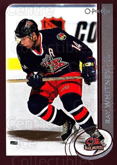 2002-03 O-Pee-Chee #191 Ray Whitney<br/>6 In Stock - $1.00 each - <a href=https://centericecollectibles.foxycart.com/cart?name=2002-03%20O-Pee-Chee%20%23191%20Ray%20Whitney...&quantity_max=6&price=$1.00&code=103943 class=foxycart> Buy it now! </a>