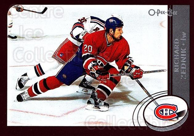 2002-03 O-Pee-Chee #194 Richard Zednik<br/>7 In Stock - $1.00 each - <a href=https://centericecollectibles.foxycart.com/cart?name=2002-03%20O-Pee-Chee%20%23194%20Richard%20Zednik...&quantity_max=7&price=$1.00&code=103946 class=foxycart> Buy it now! </a>