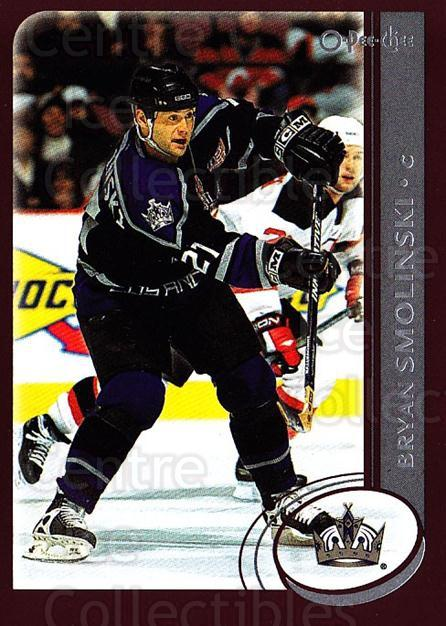 2002-03 O-Pee-Chee #231 Bryan Smolinski<br/>5 In Stock - $1.00 each - <a href=https://centericecollectibles.foxycart.com/cart?name=2002-03%20O-Pee-Chee%20%23231%20Bryan%20Smolinski...&quantity_max=5&price=$1.00&code=103987 class=foxycart> Buy it now! </a>