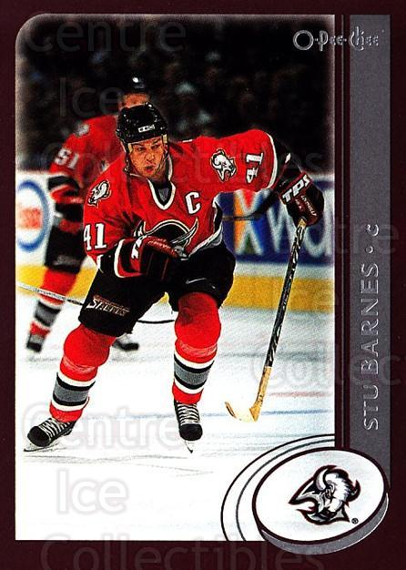 2002-03 O-Pee-Chee #237 Stu Barnes<br/>4 In Stock - $1.00 each - <a href=https://centericecollectibles.foxycart.com/cart?name=2002-03%20O-Pee-Chee%20%23237%20Stu%20Barnes...&quantity_max=4&price=$1.00&code=103991 class=foxycart> Buy it now! </a>