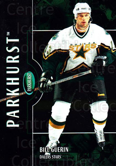 2002-03 Parkhurst #108 Bill Guerin<br/>3 In Stock - $1.00 each - <a href=https://centericecollectibles.foxycart.com/cart?name=2002-03%20Parkhurst%20%23108%20Bill%20Guerin...&quantity_max=3&price=$1.00&code=105736 class=foxycart> Buy it now! </a>