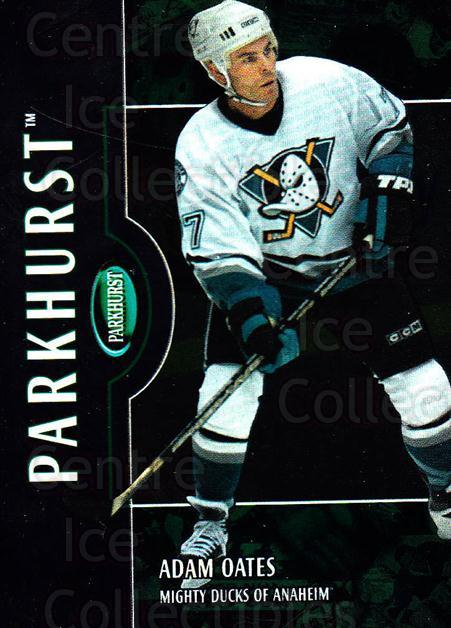 2002-03 Parkhurst #110 Adam Oates<br/>4 In Stock - $1.00 each - <a href=https://centericecollectibles.foxycart.com/cart?name=2002-03%20Parkhurst%20%23110%20Adam%20Oates...&quantity_max=4&price=$1.00&code=105738 class=foxycart> Buy it now! </a>