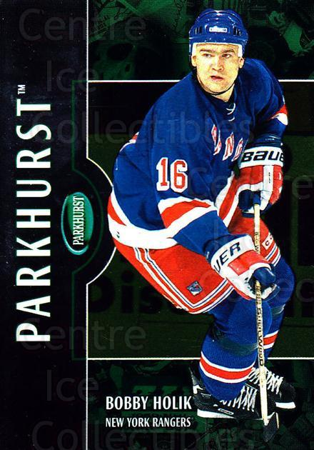 2002-03 Parkhurst #117 Bobby Holik<br/>5 In Stock - $1.00 each - <a href=https://centericecollectibles.foxycart.com/cart?name=2002-03%20Parkhurst%20%23117%20Bobby%20Holik...&quantity_max=5&price=$1.00&code=105744 class=foxycart> Buy it now! </a>