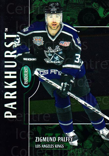 2002-03 Parkhurst #123 Zigmund Palffy<br/>6 In Stock - $1.00 each - <a href=https://centericecollectibles.foxycart.com/cart?name=2002-03%20Parkhurst%20%23123%20Zigmund%20Palffy...&quantity_max=6&price=$1.00&code=105751 class=foxycart> Buy it now! </a>