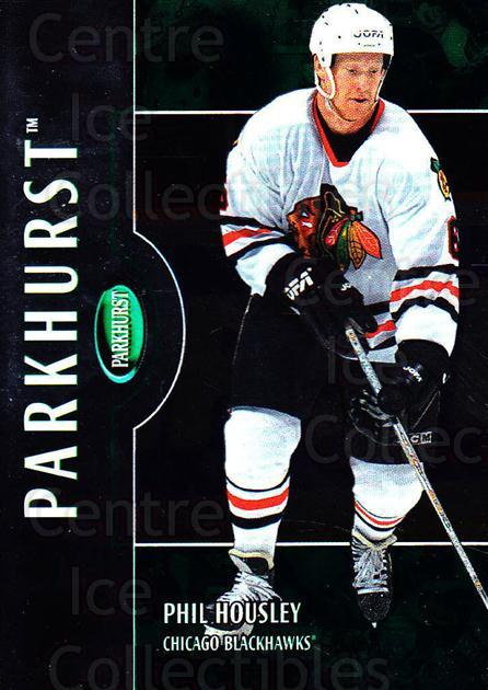2002-03 Parkhurst #135 Phil Housley<br/>5 In Stock - $1.00 each - <a href=https://centericecollectibles.foxycart.com/cart?name=2002-03%20Parkhurst%20%23135%20Phil%20Housley...&quantity_max=5&price=$1.00&code=105763 class=foxycart> Buy it now! </a>