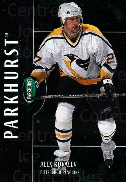 2002-03 Parkhurst #2 Alexei Kovalev<br/>2 In Stock - $1.00 each - <a href=https://centericecollectibles.foxycart.com/cart?name=2002-03%20Parkhurst%20%232%20Alexei%20Kovalev...&quantity_max=2&price=$1.00&code=105830 class=foxycart> Buy it now! </a>