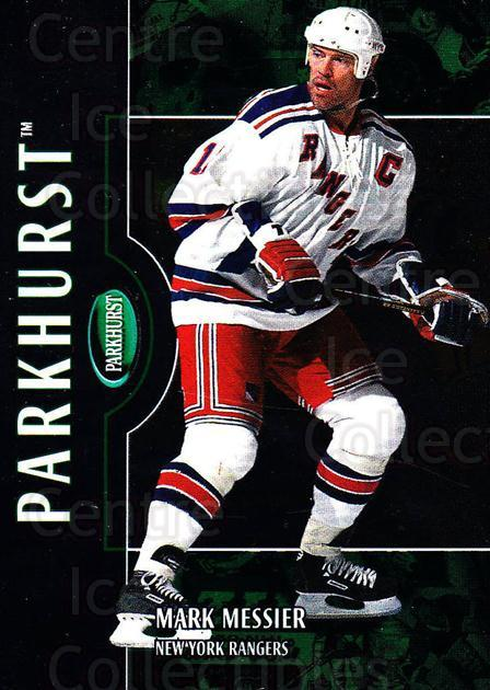 2002-03 Parkhurst #23 Mark Messier<br/>3 In Stock - $1.00 each - <a href=https://centericecollectibles.foxycart.com/cart?name=2002-03%20Parkhurst%20%2323%20Mark%20Messier...&quantity_max=3&price=$1.00&code=105841 class=foxycart> Buy it now! </a>