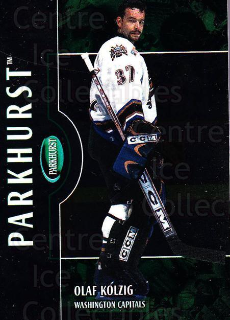 2002-03 Parkhurst #50 Olaf Kolzig<br/>5 In Stock - $1.00 each - <a href=https://centericecollectibles.foxycart.com/cart?name=2002-03%20Parkhurst%20%2350%20Olaf%20Kolzig...&quantity_max=5&price=$1.00&code=105873 class=foxycart> Buy it now! </a>