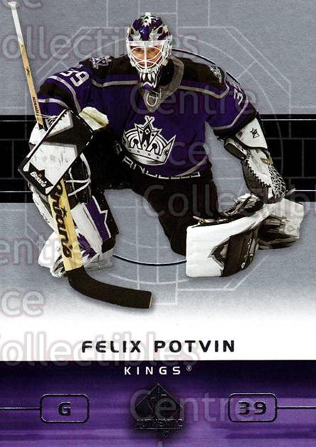 2002-03 SP Authentic #42 Felix Potvin<br/>8 In Stock - $1.00 each - <a href=https://centericecollectibles.foxycart.com/cart?name=2002-03%20SP%20Authentic%20%2342%20Felix%20Potvin...&quantity_max=8&price=$1.00&code=106550 class=foxycart> Buy it now! </a>