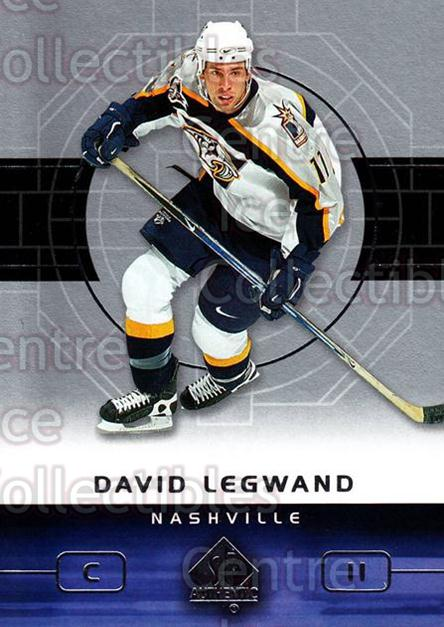 2002-03 SP Authentic #51 David Legwand<br/>9 In Stock - $1.00 each - <a href=https://centericecollectibles.foxycart.com/cart?name=2002-03%20SP%20Authentic%20%2351%20David%20Legwand...&quantity_max=9&price=$1.00&code=106560 class=foxycart> Buy it now! </a>
